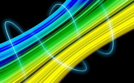 Абстрактные световые эффекты