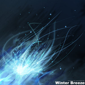 Winter Breeze Brushes