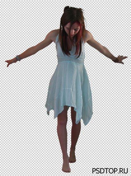 Сказочная иллюстрация в фотошоп